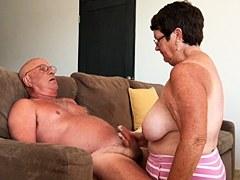 Parejas viejas masturbación y cum – compilación