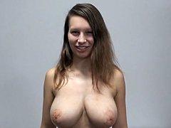 Czech Casting – Sandra pasa por un casting que le encantará