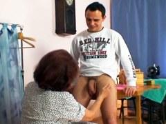 XXX Abuelitas – Chico folla con la abuela cachonda